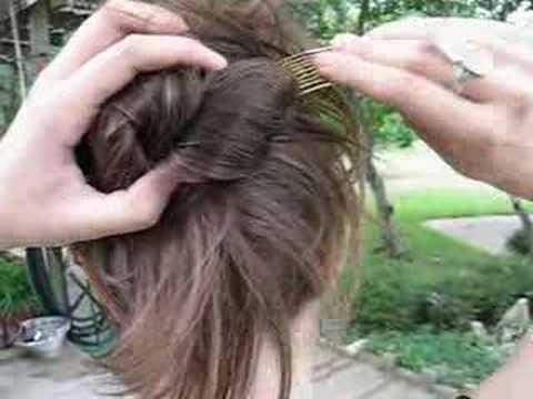how to use a pair of jezzard jezzard hair bs youtube