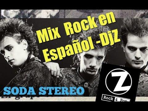 Mix rock en español - Radio Z Rock & Pop - La caja de z con DjZ