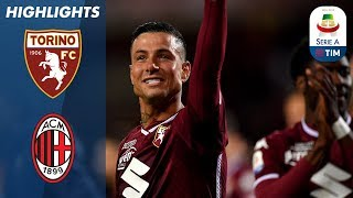 Torino 2-0 Milan | Belotti And Berenguer Goals Send Torino Above Milan | Serie A