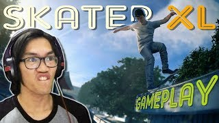 SKATER XL | First Gameplay & Impressions