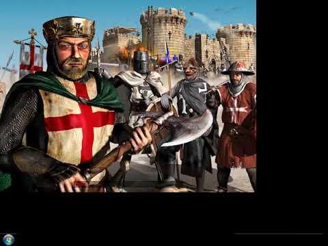 تحميل خرائط لعبة stronghold crusader
