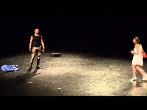 #fdct14 giorno 15 - Scuola del Teatro Stabile, Luft aus stein