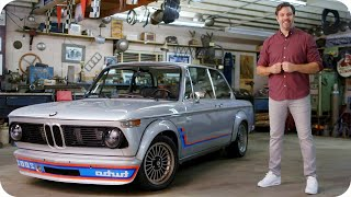 BMW 2002 Turbo: Win This Dream Vintage Car // Omaze