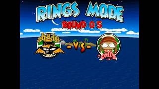 TENNIS TITANS -  Game House (RINGS MODE) ROUND 05 SHADY VS BELLA