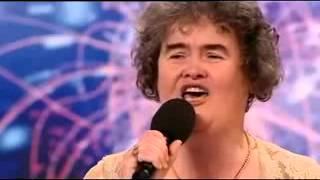 Susan Boyle - Britains Got Talent ( Мурашки по коже 2 )