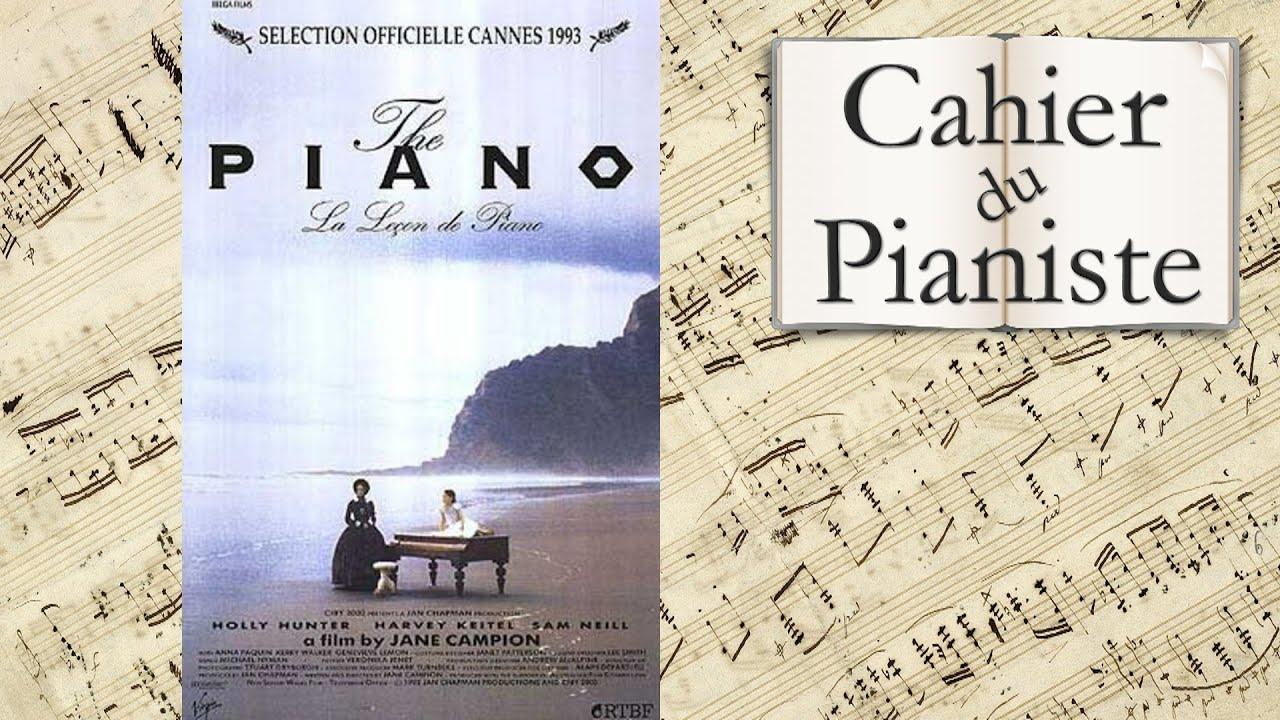 Exceptionnel 18 - La Lecon de piano/The heart asks pleasure first - Michael  CH25