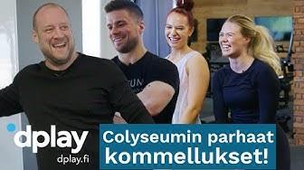 Tikissä-shown värikkäimmät hetket! | Pitääkö pokka? | Dplay.fi