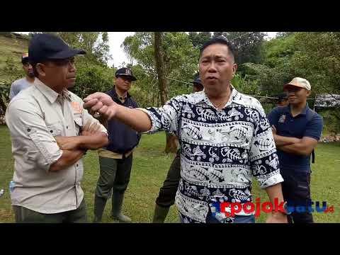 Martin Panawu (Pihak Keluarga) Vs Perhutani Tentang Pembongkaran Villa Para Pemburu