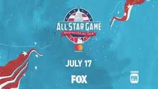 2018 Major League Baseball All-Star Game on FOX
