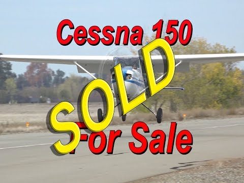 1975 Cessna 150 For Sale $16,595  TSOH 90.0~ !!!SOLD!!!