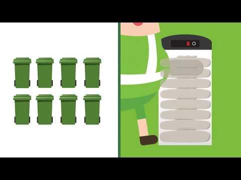Smart Waste Management Solution it day 2018 rajsthan  greenthon