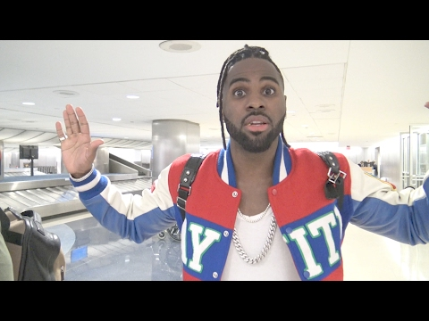 Jason Derulo Gives Blow-by-Blow Account of American Airline Nightmare | Splash News TV