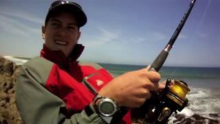 Pescando Corvinas Grandes en Peru