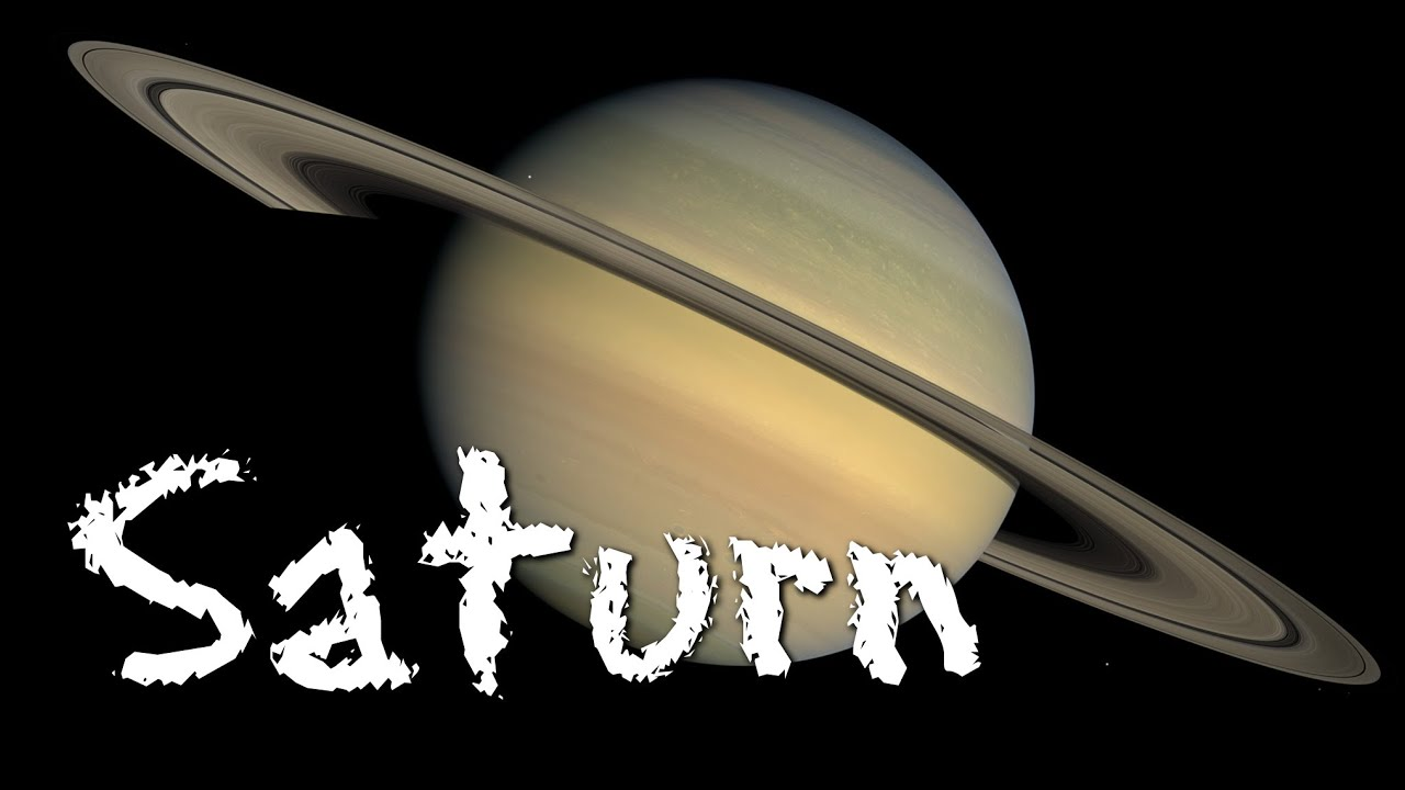 All About Saturn for Children: Astronomy and Space for ...