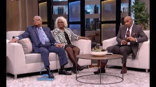 The Senior Couple You'll Fall In Love With: Part 1 || STEVE HARVEY