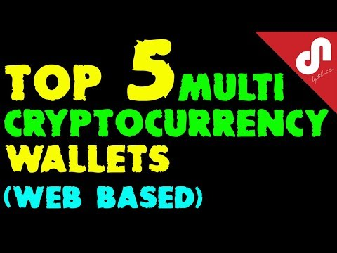 ⭐️ World's Top 5 Best Multi CryptoCurrency Wallets for 2018 |🚀 Top 5 Crypto Videos | Best Picks |🤑