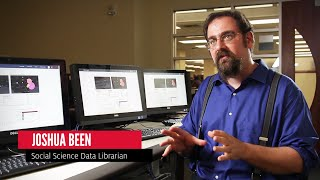Data Research Services at University of Houston Libraries