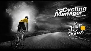 Pro Cycling Manager 2013 Official Gameplay Trailer  (Le Tour De France) PC, XBOX360, PS3