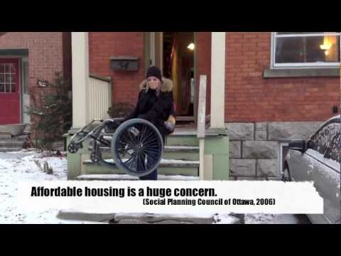 Let's Make Ottawa a Wheelchair Accessible City