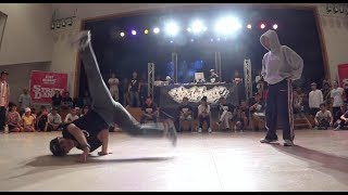 AYANE vs MiMz_2018.9.2_BOTY B-GIRL 1vs1 BATTLE JAPAN_FINAL