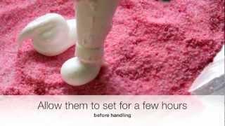 How To Make Homemade Marshmallow Peeps!