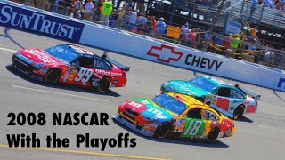 What If NASCAR Had the Playoffs In 2008?