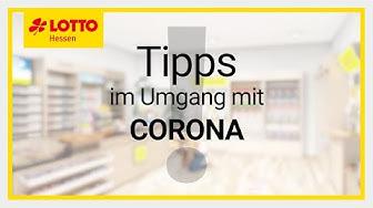 Corona-Schutz im Geschäft