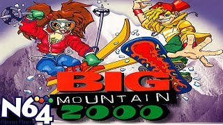 Big Mountain 2000 - Nintendo 64 Review - HD