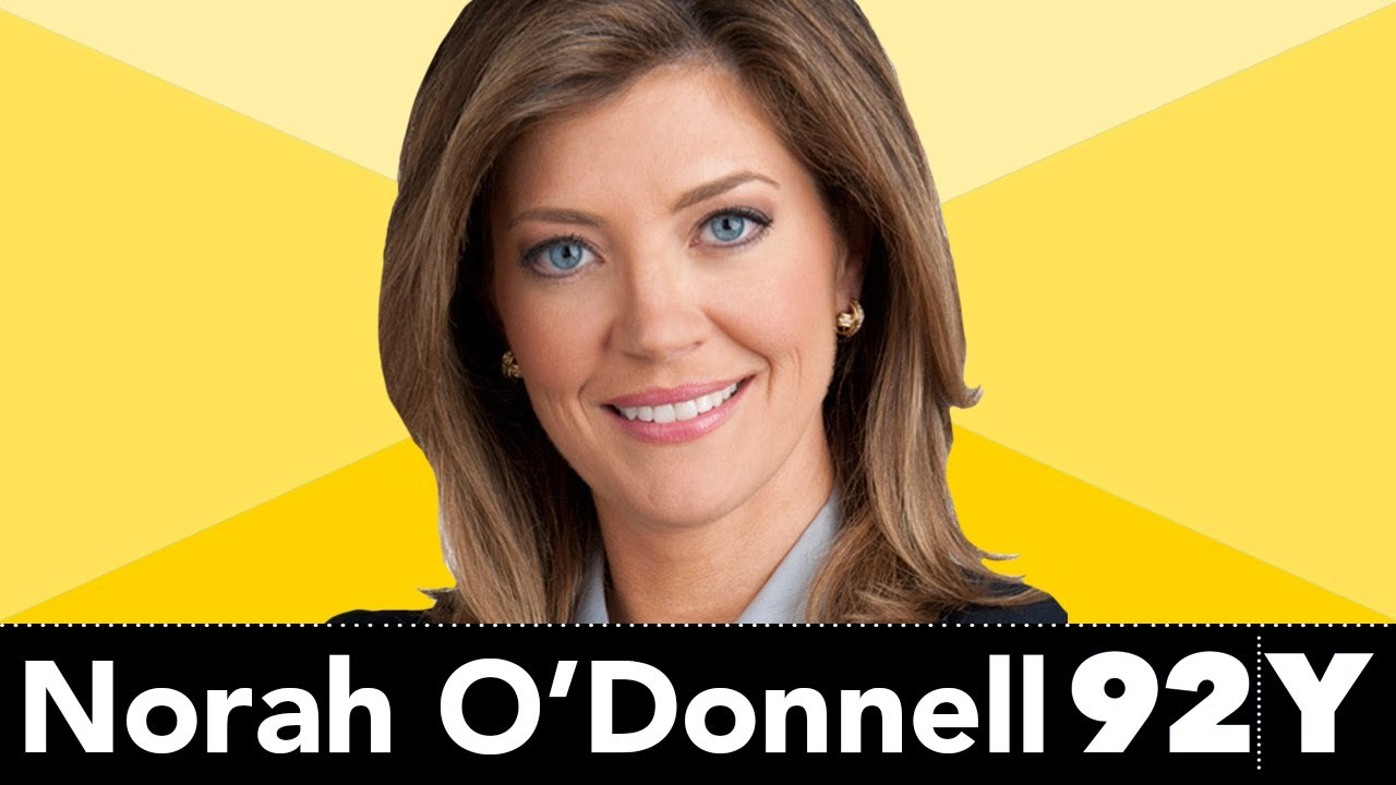 Norah O Donnell Talks About Charlie Rose And The Cbs This Morning Cast 92nd Street Y Youtube