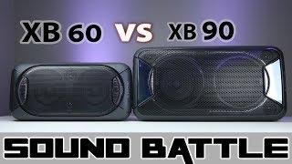 GTK XB90 vs XB60 :SoundBattle.