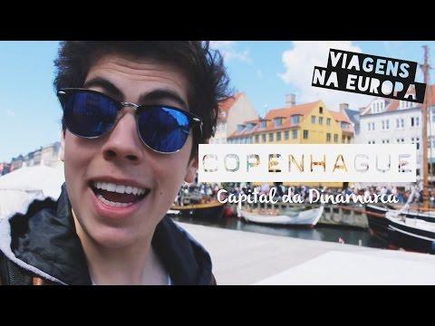 #60 Diário de Intercâmbio: Vem conhecer Copenhague, na Dinamarca!