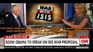 Wesley Clark: ISIS gegründet und finanziert von unseren Freunden und Verbündeten