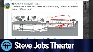 Steve Jobs Theater: Blueprints