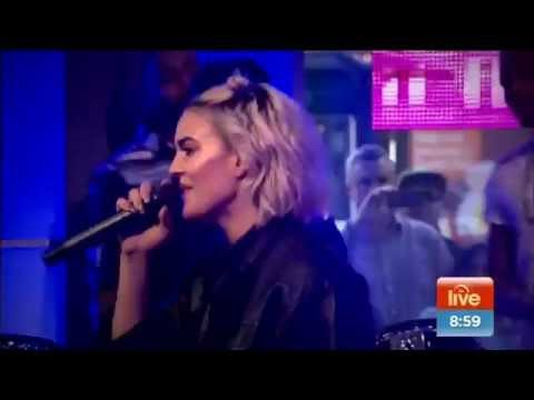 Rudimental - Rumour Mill ft. Will Heard & Anne-Marie live on Sunrise