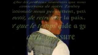 Zouley SANGARE, Repose en Paix! Cotonou le 18 Février 2013