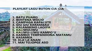 KUMPULAN LAGU BUTON CIA-CIA 2020