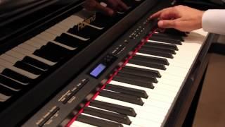 Roland Digital Piano — Internal Songs