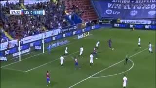 Video Gol Pertandingan Levante vs Sevilla