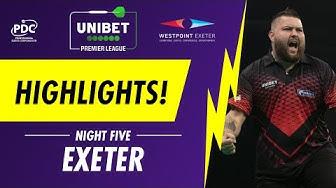 Night 5 Highlights | Exeter | 2020 Unibet Premier League