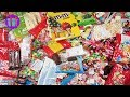 New 2018 A Lot Of Christmas Candy New Year Candy And Sweets Many Surprises On Christmas 2018 mp3