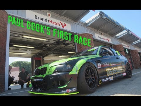 PAUL COOK'S FIRST RACE AT BRANDS HATCH BMW CHAMPIONSHIP 18/06/17