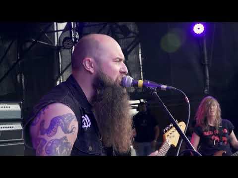 EARTH SHIP - Silver Decay (Live) | Napalm Records