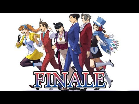 STARTING ANEW - Let's Play - Phoenix Wright: Ace Attorney: Spirit of Justice - 36 - Ending