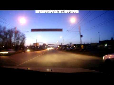 Оренбург. въезд в город. 2012г.