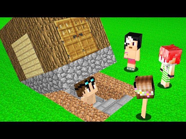 IL PASSAGGIO SEGRETO SOTTO CASA NOSTRA - Estate di Minecraft #3