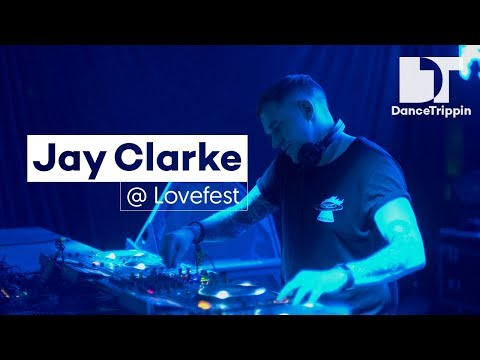 Jay Clarke at Lovefest (Serbia)