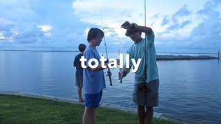 Fishing in Grand Isle (part one)