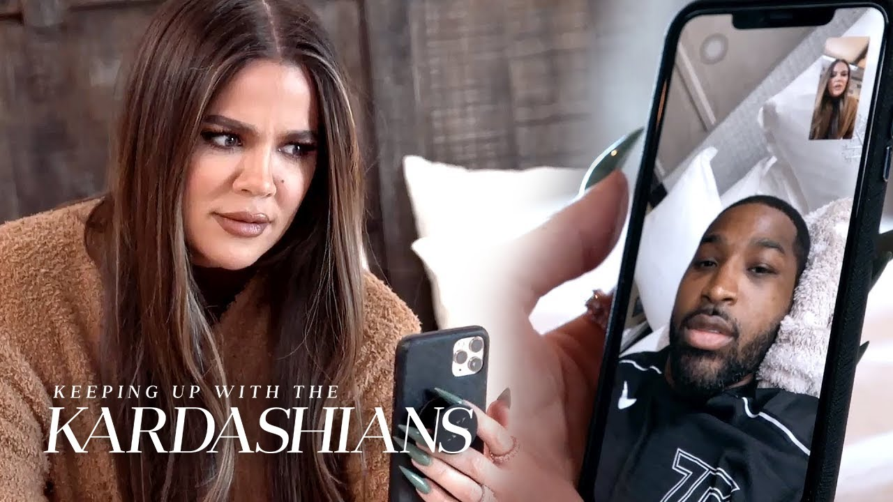 Will Khloé Kardashian Spend the Holidays in Boston With Tristan? | KUWTK | E!