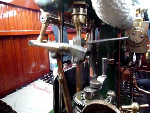 Dampfboot Pluto 3