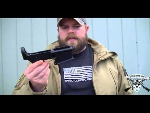 What is a Lower Receiver